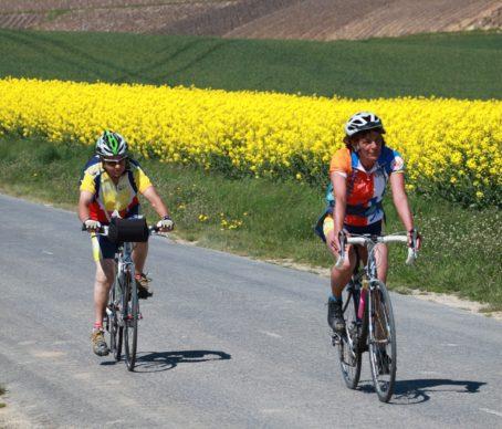 Régine et Cyrille à Epernay
