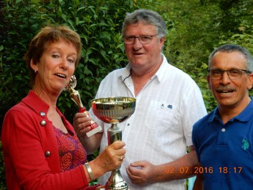 Carpentras remporte le challenge féminin